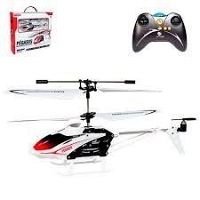 Mini Helicóptero 3 Canais com Controle Remoto Pégasus