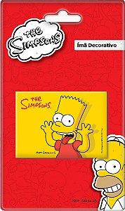Imã Decorativo Foto Os Simpsons - Bart