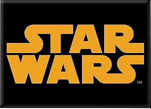 Imã Decorativo Foto Star Wars - Logo