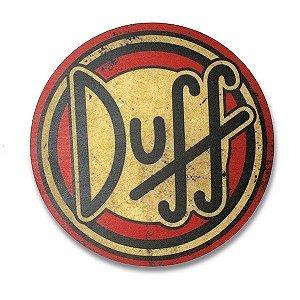 Descanso de Panela MDF Cerveja Duff