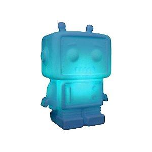 Luminária Decorativa Robô