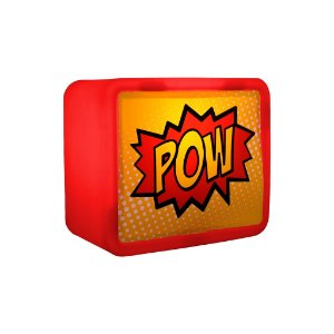 Luminária Caixa Light Box POW!
