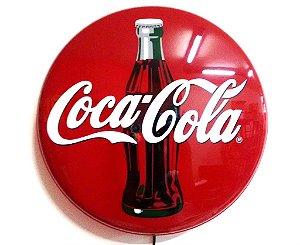 Luminoso de Parede Coca Cola 40cm