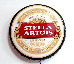 Luminoso de Parede Stella Artois Logo 40cm