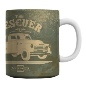Caneca de Porcelana GM Vintage - The Rescuer