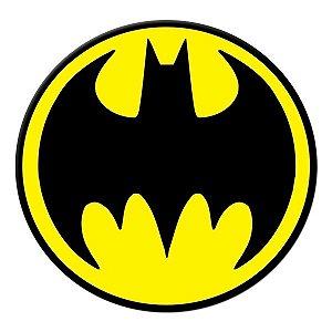 Descanso / Suporte para Panela Cerâmica Logo Batman
