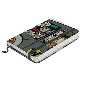 Caderno de Anotações Corrida Maluca - Hanna Barbera