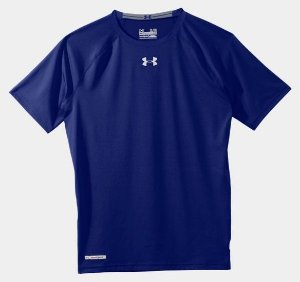 CAMISETA DE COMPRESSÃO UNDER ARMOUR SONIC