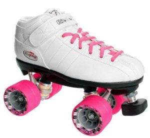PATINS RIEDELL R3 DERBY WHITE