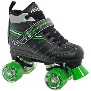 PATINS ROLLER DERBY LASER 7.9 MX BLACK