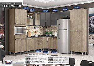Cozinha Cheff Master
