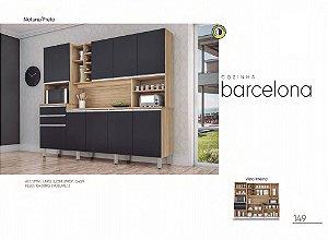 Cozinha Barcelona!