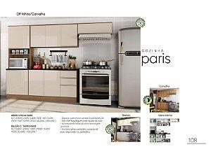 Cozinha Paris!