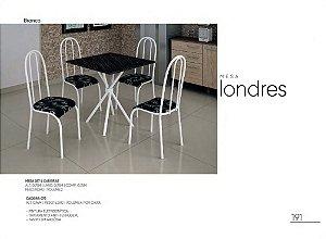 Linda Mesa 4 Cadeiras Londres!