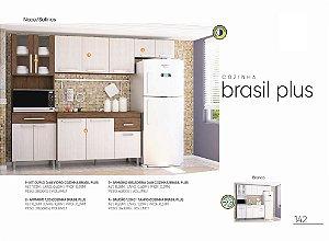 Cozinha Brasil Plus! Aprovada pelas clientes ; )