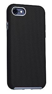 Capinha para iPhone 7 - Anti Impacto Combo Case - Black