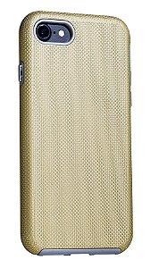 Capinha para iPhone 7 - Anti Impacto Combo Case - Gold