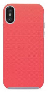 Capinha para iPhone X - Antichoque Strong Duall Coral - iWill