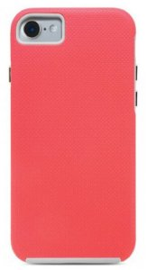Capinha Antichoque Strong Duall Coral iWill para iPhone 7 / 8
