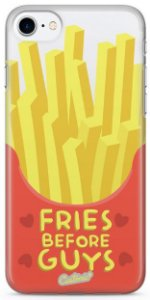 Capinha para iPhone 6 Plus - Fries before guys