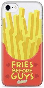 Capinha para iPhone 8 plus - Fries before guys