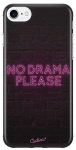 Capa iPhone/5s/SE/5 - No Drama