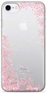 Capa iPhone/5s/SE/5 - Cherry - Feminina
