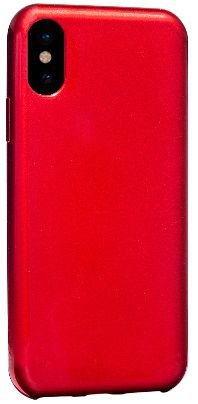 Capinha para iPhone X / XS - Glow Red
