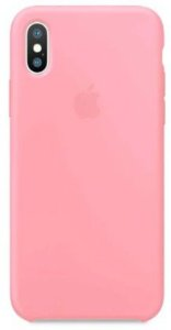 Capa para iPhone XR - Silicone Case Rosa
