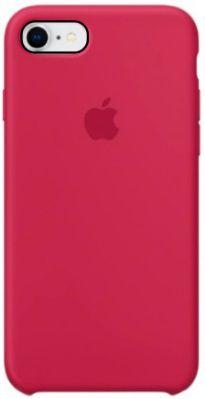Capa para iPhone 6s - Silicone Case Vermelho Rosa