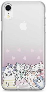 Capinha para iPhone - Feminina - Cat Love
