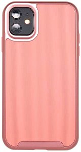 Capinha para iPhone 11 - Rosa Duall Frame