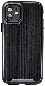 Capinha para iPhone 11 - Preta Duall Frame