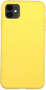 Capinha para iPhone 11 - Amarela Simple Case