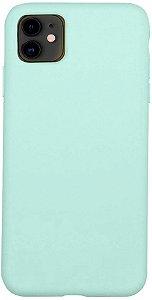 Capinha para iPhone 11 - Verde Simple Case