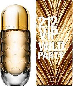 212 VIP Wild Party Feminino 80ml - Edição Limitada