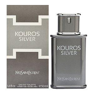 Kouros Silver Masculino Yves Saint Laurent