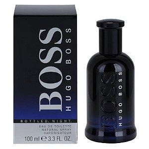 Hugo Boss Bottled Night Masculino 100ml