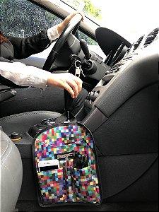 Lixeira para Carro Digital