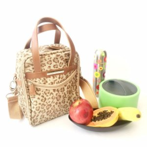 Bolsa Termica Light estampa animal print