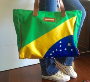 Bolsa Brasil Bandeira