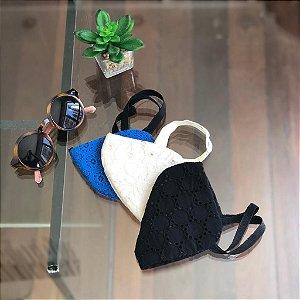 Kit com 3 Máscara especial azul Vip Gripuir