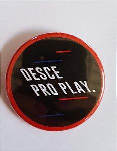 Botton - Preto - Desce pro play