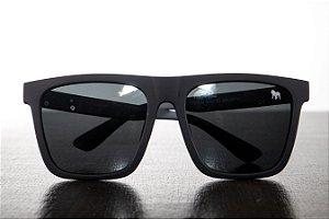 Óculos de Sol Preto Básico - Unissex