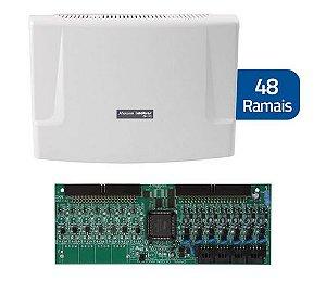 CP 112 - Central de comunicação condominial + 48 Ramais