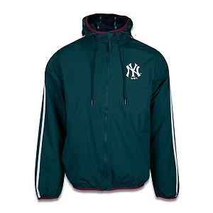 Jaqueta New Era Corta Vento MBL New York Yankees Heritage