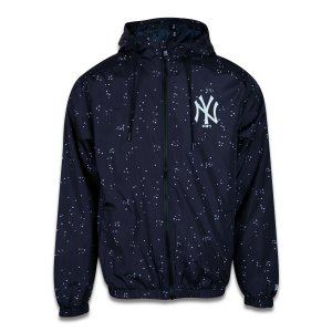 Jaqueta New Era Rave Space Glow New York Yankeess Masculina