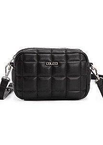 Bolsa Colcci Câmera Bag Geométrico Feminina