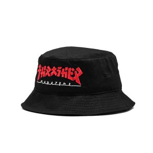 Chapéu Bucket Thrasher Godzilla Unissex