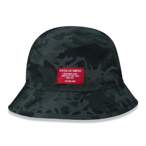 Bucket New Era Military Full Print Unissex